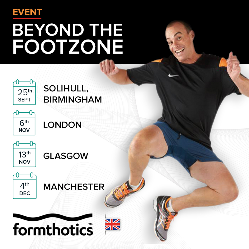 Beyond The FootZone | Manchester
