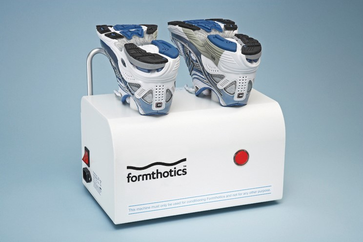 Formthotics Heating Machine